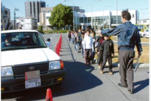 園児・小学生対象の交通安全教室4