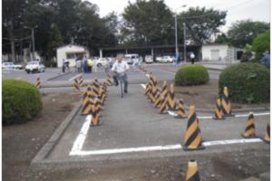 高齢者対象の交通安全教室2